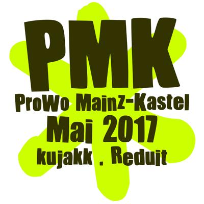 PMK . ProWo Mainz-Kastel . Mai 2017 . kujakk . Reduit