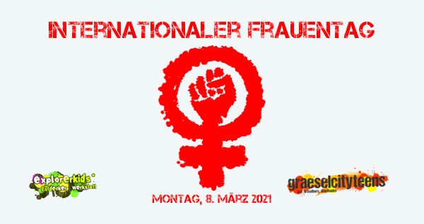 Internationaler Frauentag 2021 . Women in leadership: Achieving an equal future in a COVID-19 world /