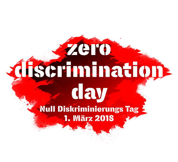 zero discrimination day 2018 . graeselcityteens