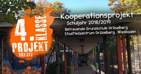 4. Klasse Projekt BGS/STZ . Betreuende Grundschule / Stadtteilzentrum Gräselberg . Wiesbaden